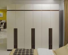 名度家居 现代简约烤漆卧室衣柜