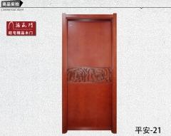 禧赢门室内实木套装门房门 烤漆卧室套装门房间门厂家直销平安-21