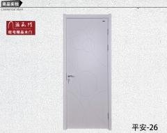 禧赢门室内套装门烤漆实木房间门房门厂家卧室套装门直销平安-26