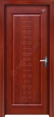 重庆星星竹木复合套装门  艺雕8#(红橡)