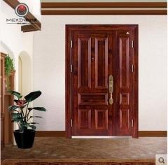 美心元素门铸铝门别墅进户门 入户门花园洋房高端镀锌钢板8039
